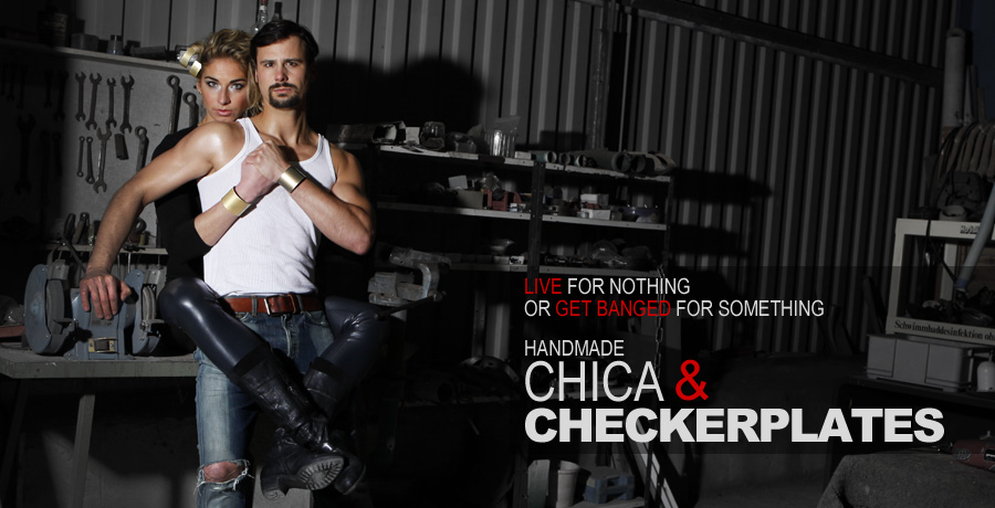 CHECKER & CHICAPLATES